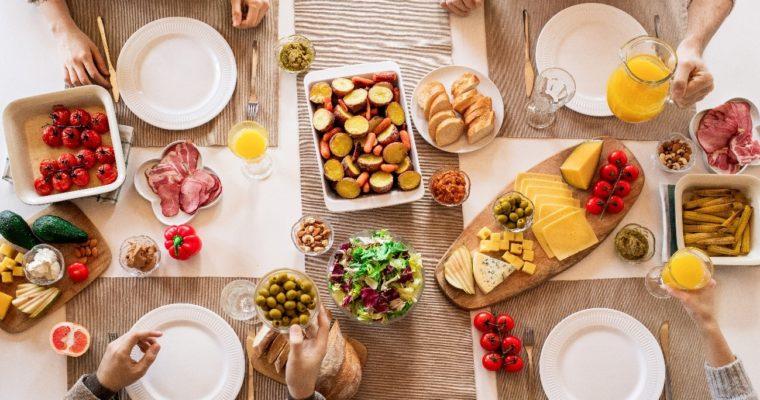 Consejos para comer fuera de casa