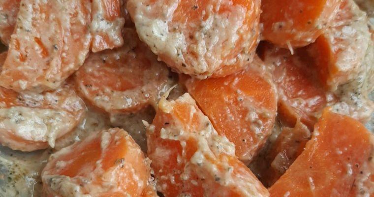Zanahorias arabescas