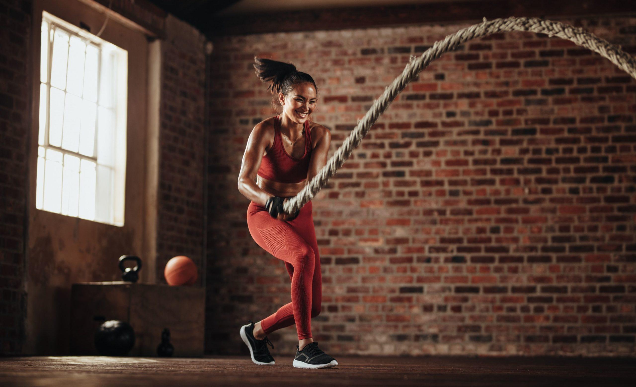 ¿Cuánto más entrenamos, más masa muscular tenemos?
