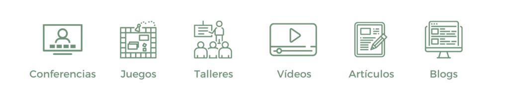 Formatos contenidos Empresa Saludable