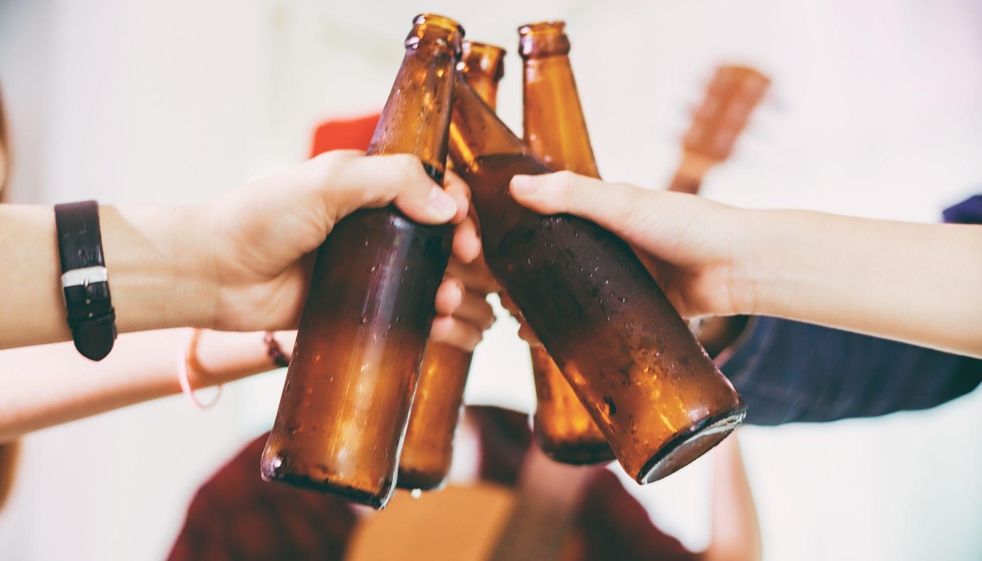 Alcohol y presión social